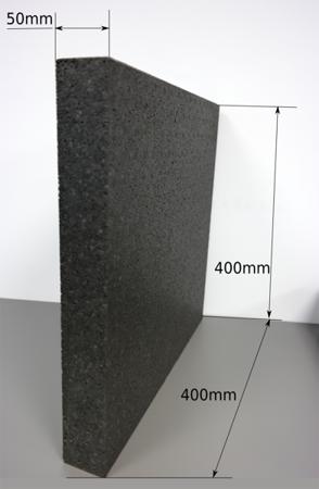 Block EPP 400/400/50 60g/l black