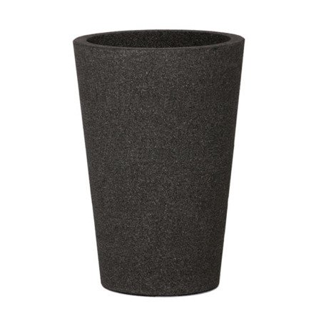 Flower pot IQBANA VASALUCE 480 Grey