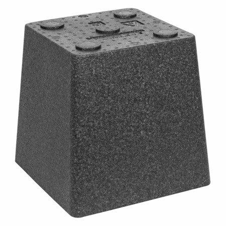 Donica IQBANA CONICAL 320 czarna