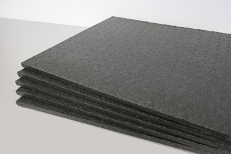 Płyta 1800/1200/150  30 g/l czarna