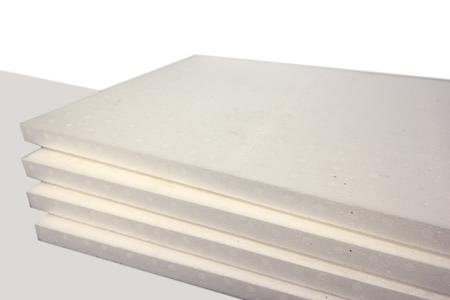 Płyta 800x500x26 60g/l biała