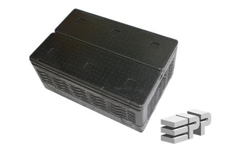 Pojemnik termoizolacyjny 39L składany